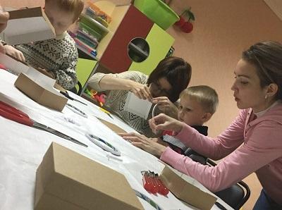 отдела помощь сиротам мастер классы как можно